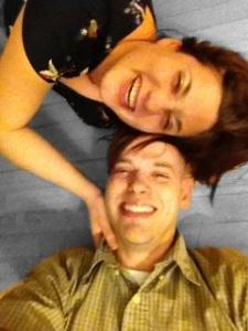 Terry Haverkost and Marissa Kibbie